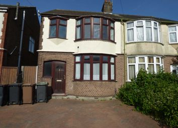 3 bed semi-detached house to rent in Shakespeare Road, Luton LU4