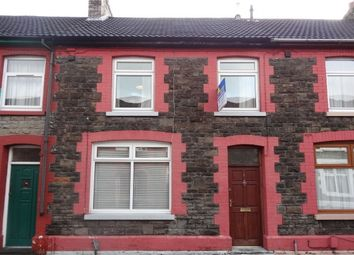 Thumbnail 2 bed terraced house to rent in Meadow Street, Treforest, Pontypridd