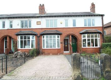Thumbnail 2 bed terraced house for sale in Moss Lane, Hale, Altrincham