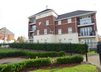 Thumbnail 2 bed flat for sale in Miami Close, Great Sankey, Warrington