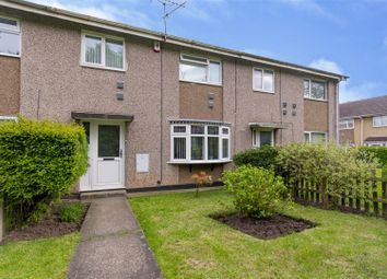 Thumbnail 3 bed town house for sale in Bacton Gardens, Bulwell, Nottingham