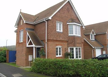 Thumbnail 3 bed detached house to rent in Highpath Way, Park Village, Basingstoke
