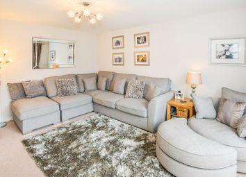 Thumbnail 4 bed detached house for sale in Cheviot Gardens, Oakridge Park, Milton Keynes