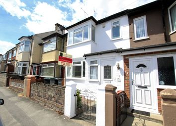 Thumbnail 3 bed terraced house to rent in Brook Road, Gravesend