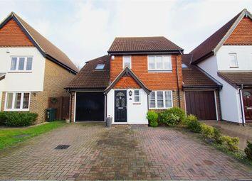 Thumbnail 4 bed link-detached house for sale in Landale Gardens, Dartford