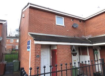 Thumbnail 2 bed flat for sale in Kinsley House Crescent, Fitzwilliam, Pontefract