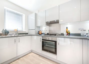 Thumbnail 2 bed flat for sale in Europa Way, Ipswich