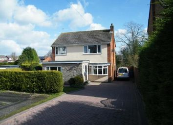 Thumbnail 4 bed detached house for sale in Anson Close, Chase Terrace, Burntwood