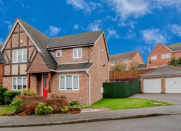 Thumbnail 4 bed detached house for sale in Eden Court, Nuneaton