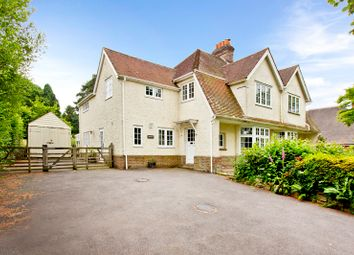 Thumbnail 4 bed semi-detached house for sale in Catts Hill, Town Row, Rotherfield