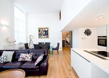 Thumbnail 3 bed flat to rent in Chequer Street, London