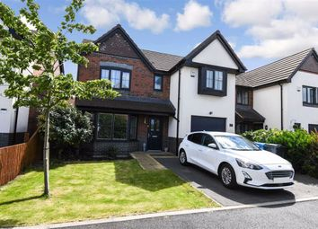 4 bed detached house for sale in Riley Way, Spring Bank West, Hull HU3