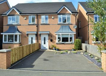 Thumbnail 4 bed semi-detached house for sale in Field Lane, Litherland, Liverpool