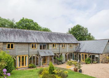 Thumbnail 4 bed detached house for sale in Spreyton, Crediton
