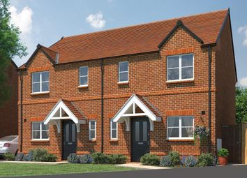 Thumbnail 2 bed semi-detached house for sale in Greensands, Wantage