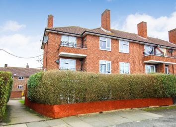 Thumbnail 1 bed flat for sale in Wellingborough House, Redruth Road, Harold Hill