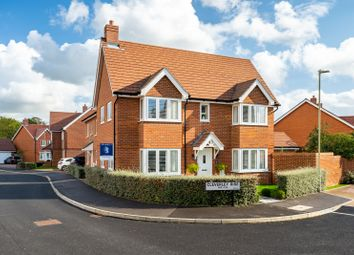 Cleverley Rise, Bursledon SO31. 3 bed detached house for sale