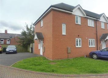 Thumbnail 1 bed flat to rent in Borle Brook Court, Highley, Bridgnorth