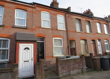 Thumbnail 2 bed terraced house for sale in Butlin Road, Luton