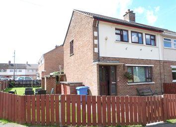 Thumbnail 3 bedroom semi-detached house for sale in Grays Park Avenue, Belfast