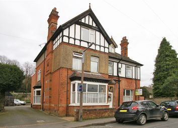 Thumbnail 2 bedroom flat to rent in Top Floor Flat, Green Lane, Belper, Derbyshire