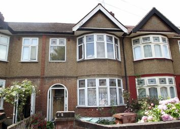 Thumbnail 3 bed terraced house for sale in Sinclair Road, London