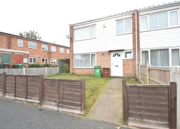 Thumbnail 3 bed end terrace house for sale in Stock Well, Bulwell, Nottingham