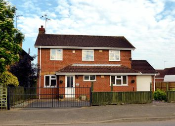 Thumbnail 4 bed property for sale in Main Road, Friday Bridge, Cambridgeshire