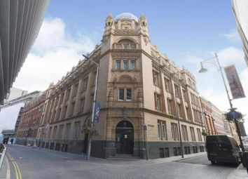 Thumbnail 3 bed flat for sale in Alexandra House, 47 Rutland Street, Leicester