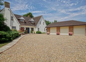 Thumbnail 4 bed detached house for sale in Northfield Road, Wyboston, Bedford