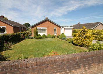 Thumbnail 2 bed detached bungalow for sale in Newbiggin Road, Durdar, Carlisle
