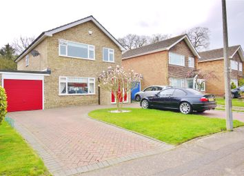 Thumbnail 4 bedroom detached house for sale in Kettlebury Way, Ongar, Essex