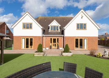 Thumbnail 5 bed detached house for sale in St. Swithuns Road, Hempsted, Gloucester