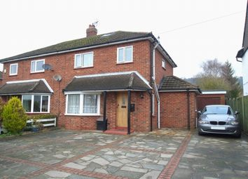 Thumbnail 4 bed semi-detached house for sale in Dynes Road, Kemsing, Sevenoaks