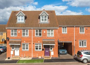 3 bed town house to rent in Vicarage Road, Rushden NN10