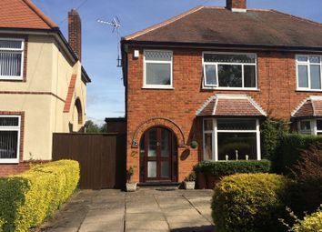 Thumbnail 3 bedroom semi-detached house to rent in Hinckley Road, Barwell, Leicester
