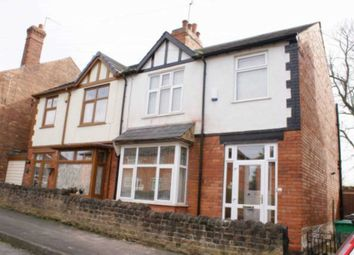 Thumbnail 3 bed semi-detached house to rent in Waterford Street, Nottingham