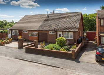 Thumbnail 3 bed semi-detached bungalow for sale in Railway Terrace, Wesham, Preston