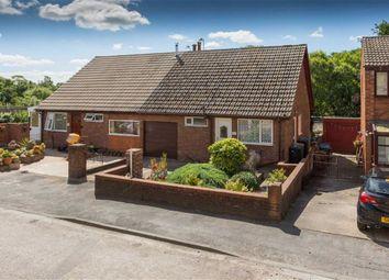 Thumbnail 3 bedroom semi-detached bungalow for sale in Railway Terrace, Wesham, Preston