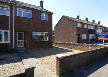 Thumbnail 3 bedroom property to rent in Barclay Road, Norwich
