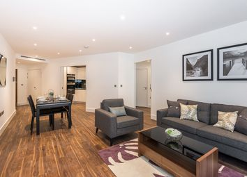 Thumbnail 2 bed flat to rent in Leman Street, Aldgate Place