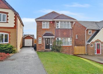 Thumbnail 4 bed detached house to rent in Beaulieu Drive, Stone Cross, Pevensey