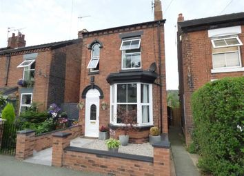 Thumbnail 3 bed detached house for sale in Shady Grove, Alsager, Stoke-On-Trent