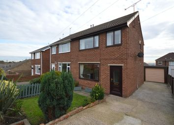 Thumbnail 3 bedroom semi-detached house for sale in Royds Grove, Outwood, Wakefield