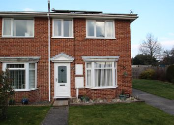 Thumbnail 3 bed detached house for sale in Orchard Way, Syston, Leicester