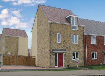 Thumbnail 4 bed end terrace house for sale in Nar Valley Park, Plot 140, The Balmoral, King's Lynn