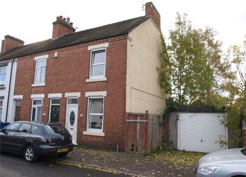 Thumbnail 2 bed terraced house for sale in Trent Street, Burton-On-Trent, Staffordshire