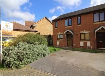 Thumbnail 2 bed end terrace house to rent in Valentine Court, Crownhill, Milton Keynes