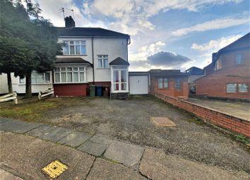 Thumbnail 3 bedroom semi-detached house for sale in Gordon Gardens, Burnt Oak, Edgware
