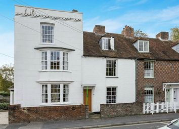 Thumbnail 4 bedroom terraced house for sale in Castle Street, Portchester, Fareham